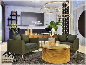 Konwalia Livingroom by marychabb
