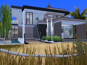 Leanna House sims 4 cc