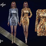 Lesdye dress