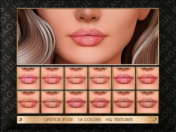 Lipstick 105 by Jul Haos from TSR