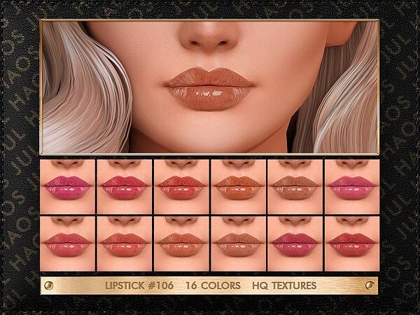 Lipstick 106 sims 4 cc