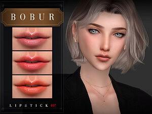 Lipstick 107 by Bobur