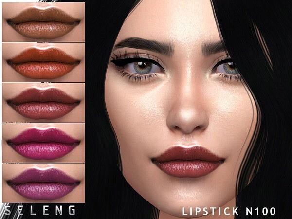 Lipstick N100