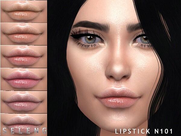 Lipstick N101 by Seleng