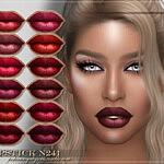 Lipstick N241 sims 4 cc