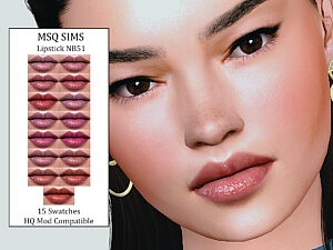 Lipstick NB51