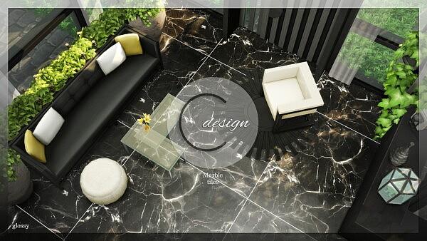 Marble Tiles sims 4 cc