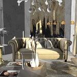 Marbly Luxury Apartment