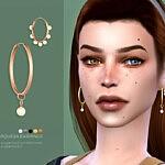 Marquesa earrings sims 4 cc