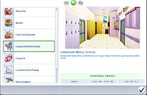 Middle School Mod V1 by shiningmoonmods