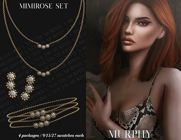 Mimirose Set from Murphy