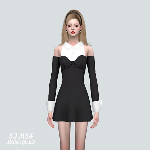 Mini Dress Sims 4 CC