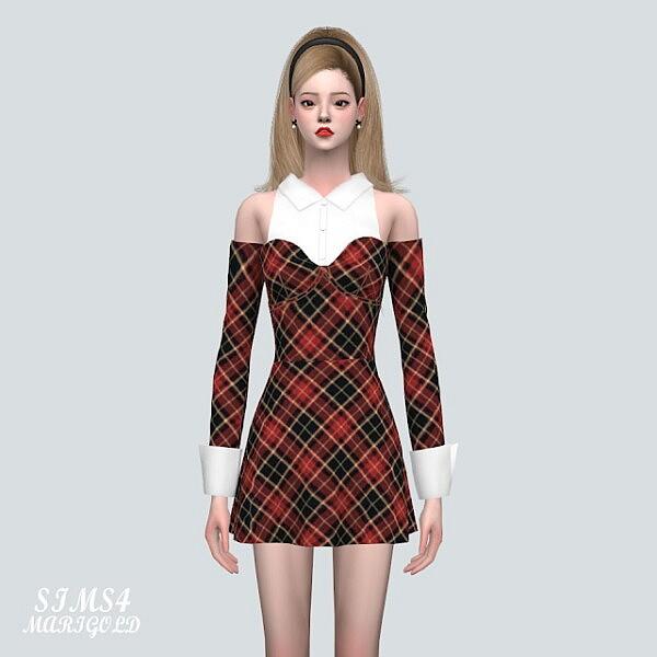 Mini Dress V2 Sims 4 CC