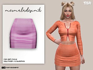 Mini Skirt Sims 4 cc