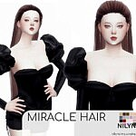 Miracle Hair sims 4 cc