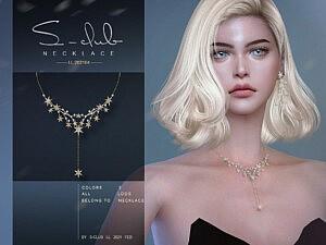 Necklace 202104 Sims 4 CC