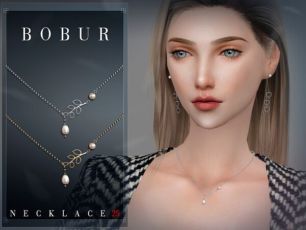 Necklace 25 by Bobur from TSR