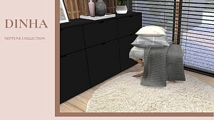 Neptune Collection Sims 4 cc