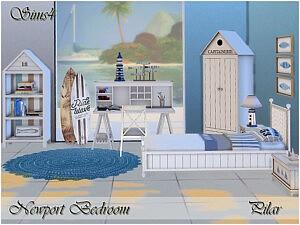 Newport Bedroom by Pilar
