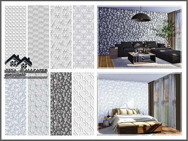 Nina Wallpaper bymarychabb