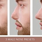 3 Man Nose Presets