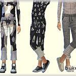 Pants Boy sims 4 cc