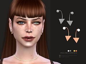 Pauline earrings