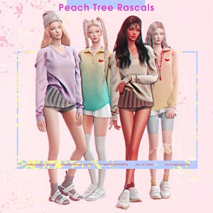 Peach Tree Outfit Collection