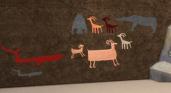 Petroglyphs part one Animals
