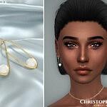 Pinnacle Earrings by Christopher067