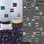 Polaroids sims 4 cc
