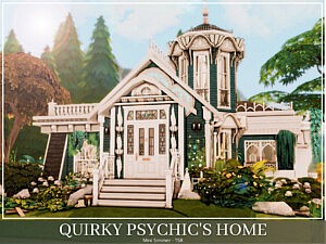 Quirky Psychics home