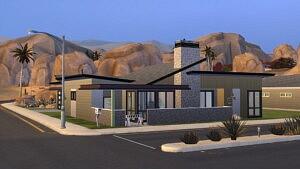 Renovation challenge Sims 4 Lots