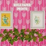 Rifle paper prints Sims 4 CC