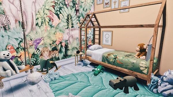 Safari Kidsroom