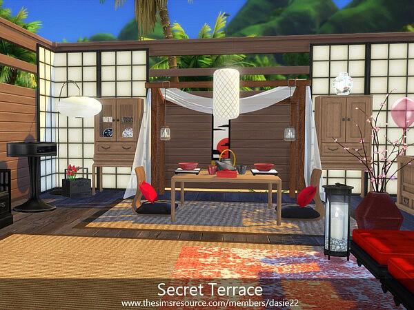Secret Terrace by dasie2 from TSR