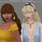 Selene Hair