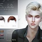 Shin Hairstyle sims 4 cc