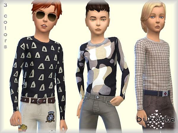 Shirt Boy sims 4 cc