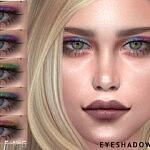 Sims 4 CC Eyeshadow N79