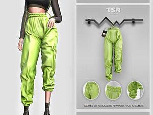 Sims 4 Clothes Jogger