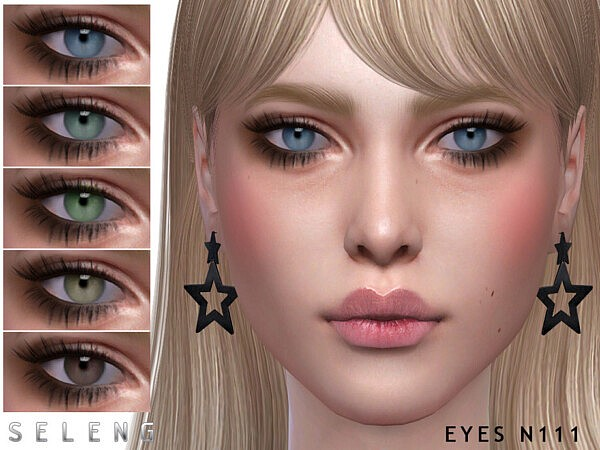 Eyes N111 by Seleng from TSR
