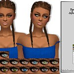 Sims 4 Eyes Softette