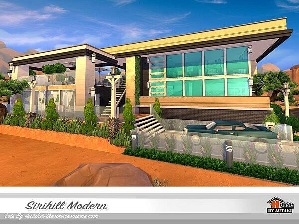 Sirihill Modern House NoCC by autaki