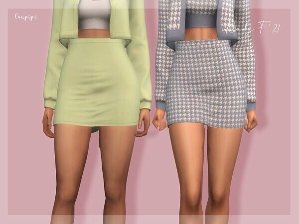Skirt sims 4 cc