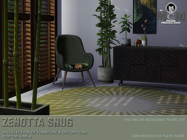 Snug Collection sims 4
