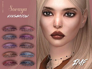Soraya Eyeshadow N.183 by IzzieMcFire