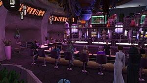 Star Wars Nightclub Sims 4 Lots