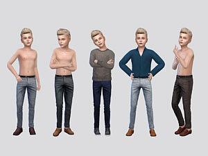 Studio Formal Pants Boys