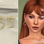 Sullivan Earrings  by christopher067